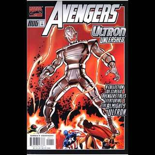 ULTRON UNLEASHED #1 (1999)