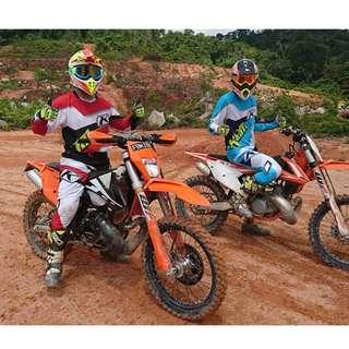 Klim XC lite Motocross jersey and pants