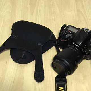 Neoprene DSLR Cover