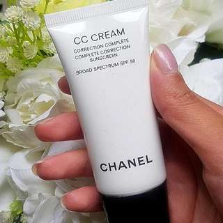 Chanel CC Cream Used ONCE! 20 beige