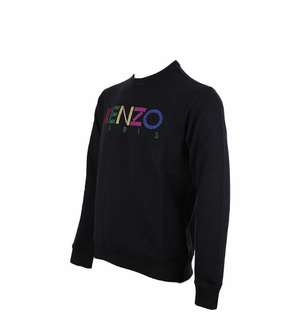 KENZO  品牌LOGO套頭衫