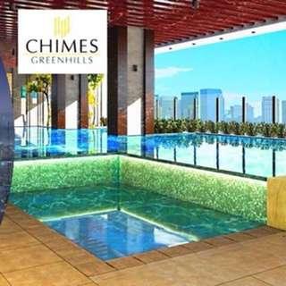 Chimes Greenhills Condo in Annapolis Santolan near Greenhills Shopping Center,La Salle Greenhills,Edsa