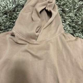 URBAN OUTFITTERS OVERSIZED PINK HOODIE