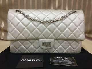 Chanel Reissue 226 Champagne Gold Calfskin