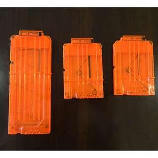Nerf bullet packs