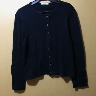 Marks & Spencer Buttoned Long Sleeves Top