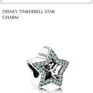 Pandora Disney 澳洲外購 tinkle Bell 小仙女 全新正品