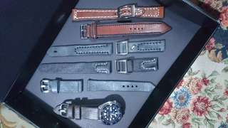 22mm純手工錶帶
