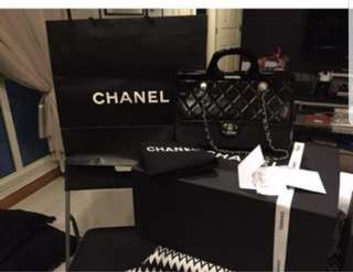 Chanel Delivery Tot Bag
