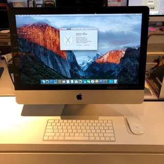 Pre-Owned iMac 21.5inch ( Late 2012 )