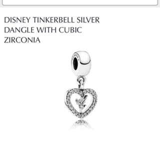 Pandora Disney 澳洲外購 tinkle Bell 小仙女