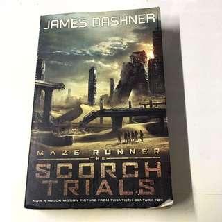 maze runner; scorch trials
