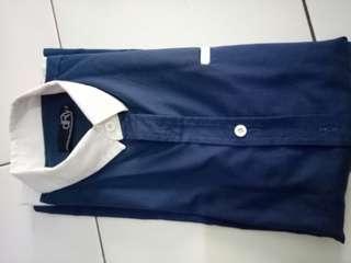 Dry-shirt Xl kecil lengan panjang mulussss