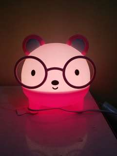 Cute Bedside/Desk Lamp