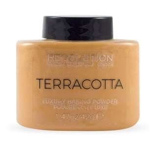 ❄️ Makeup Revolution ❄️ Terracotta Luxury Baking Powder
