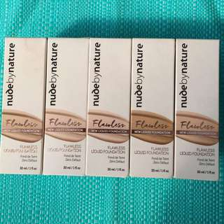 NBN Flawless New Liquid Foundation BRAND NEW