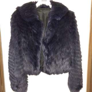 Mink short coat 🈹$12000 Lane Crawford