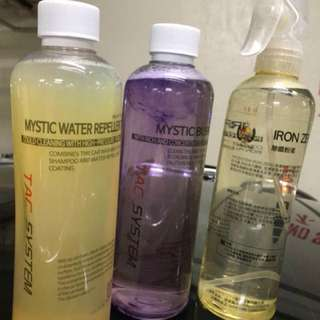 鍍膜護理洗車水