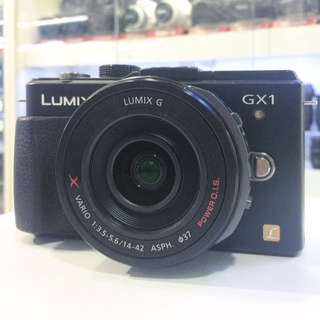 Panasonic lumix GX1 Kit set