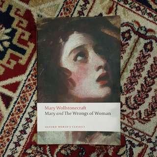 Mary Wallstonecraft