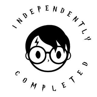Harry Potter - Independently Completed - Teacher Marking Stamp