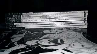 Trese 1-6 with free trese volume 1