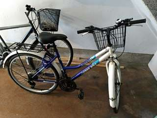 上班代步腳踏車