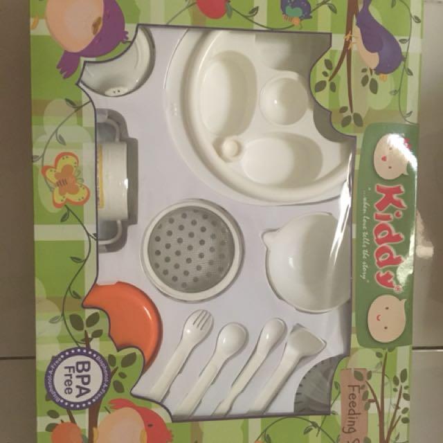 1set food maker untuk bayi