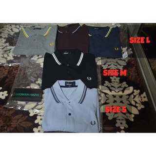 AUTHENTIC FRED PERRY