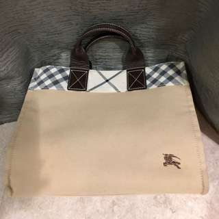 Preowned Burberry blue label
