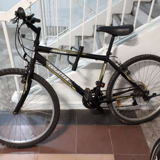 Collater commuter bicycle