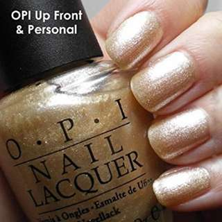 OPI Upfront & Personal