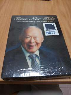 Time Nor Tide Remembering Lee Kuan Yew