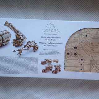 Ugears (Set of Additions to the Truck)
