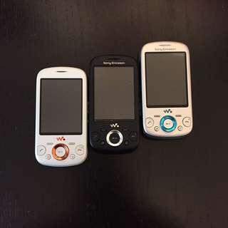 Sony Ericsson $300/1部 95%新