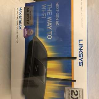 Linksys AC1900 Gigabit Router