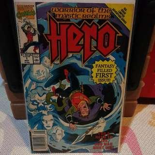 Marvel Comics HERO Issue 1
