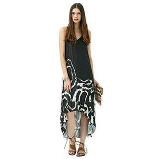 Ethnic Style Maxi Dress