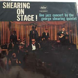 George Shearing vinyl record