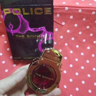 Authentic Police The Sinner 30ML