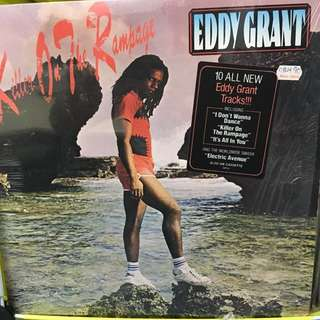 Eddy grant vinyl record