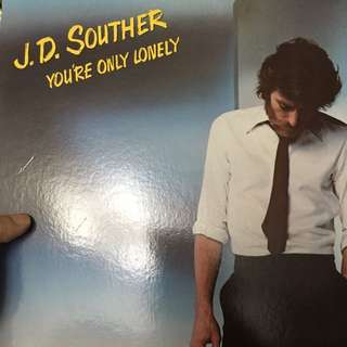 Jd souther vinyl record