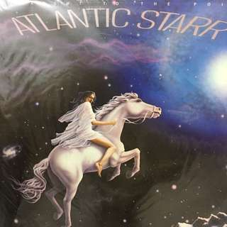 Atlantic Starr vinyl record