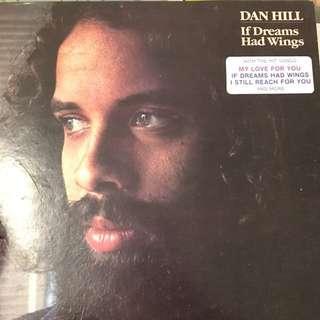 Dan hill vinyl record