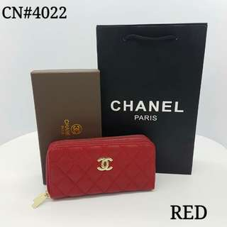 Chanel Purse Red