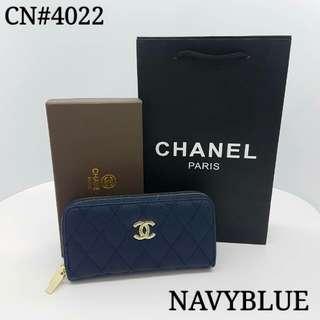 Chanel Purse Navy Blue