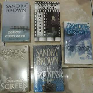 Novel Terjemahan Sandra Brown