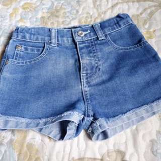 Guess shorts for girls