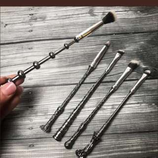 Harry Potter brushes
