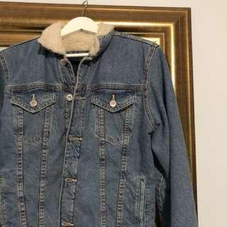 Zara Jean Jacket with fur